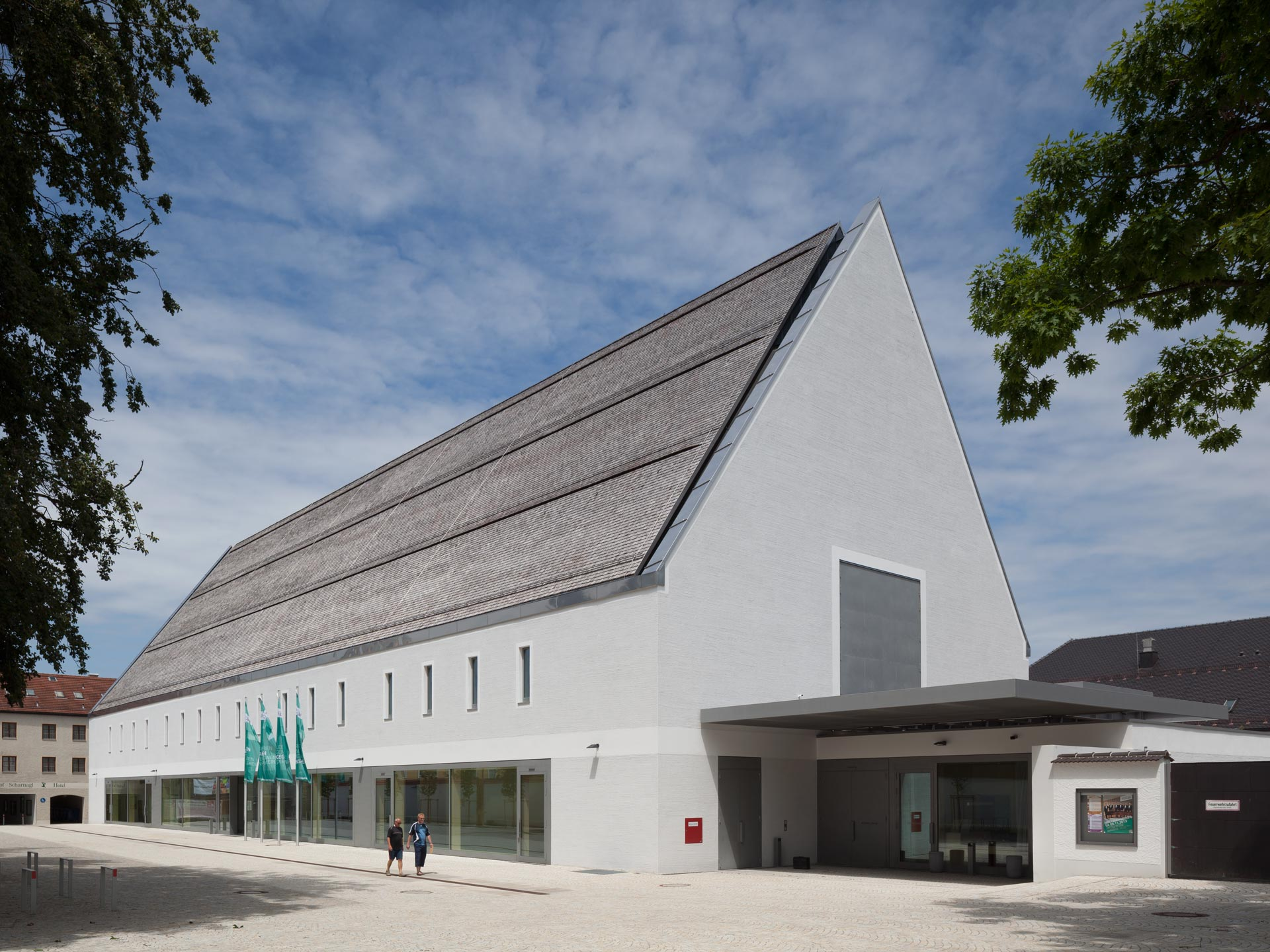 Zero Energy Building – Culture Forum