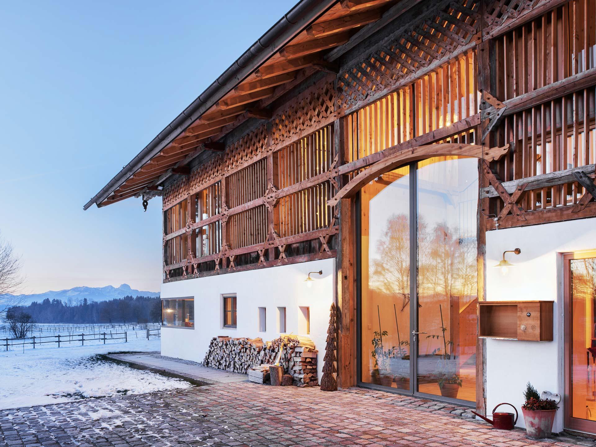 Residential and Seminar Building Bundwerkstadel