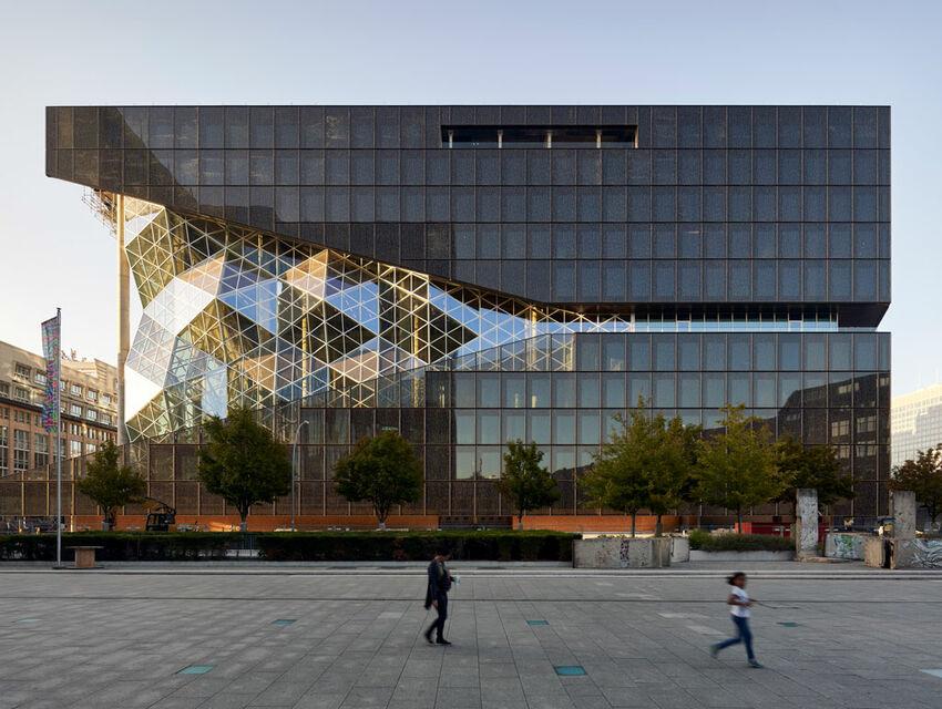 Nouveau bâtiment Axel Springer