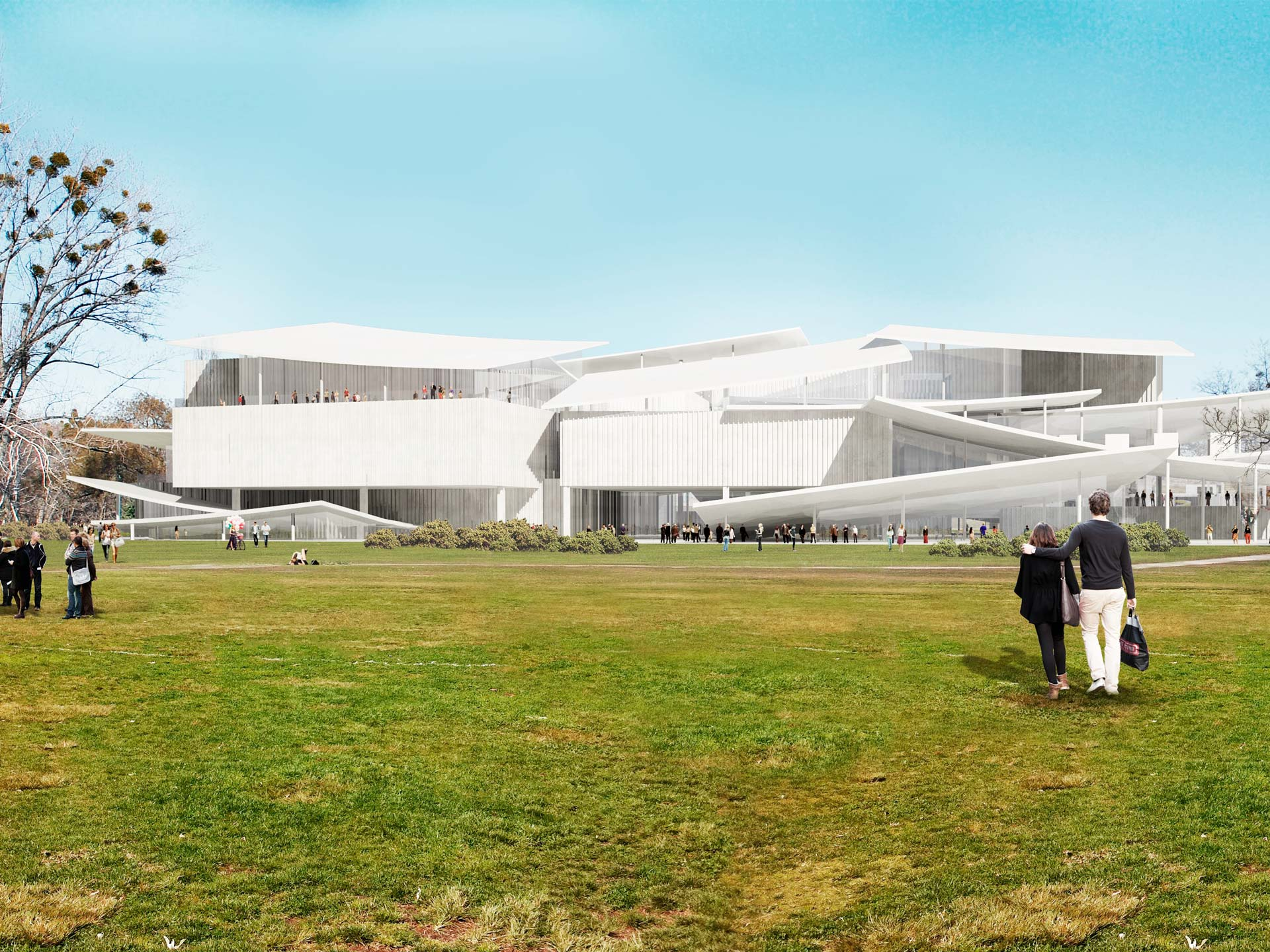 New National Gallery