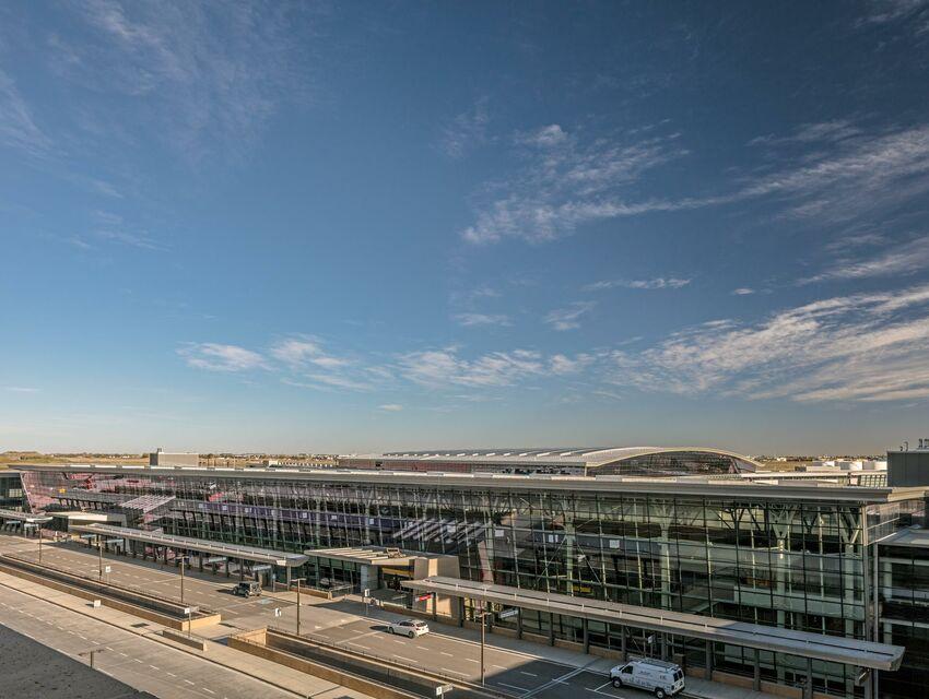 Erweiterung Calgary International Airport