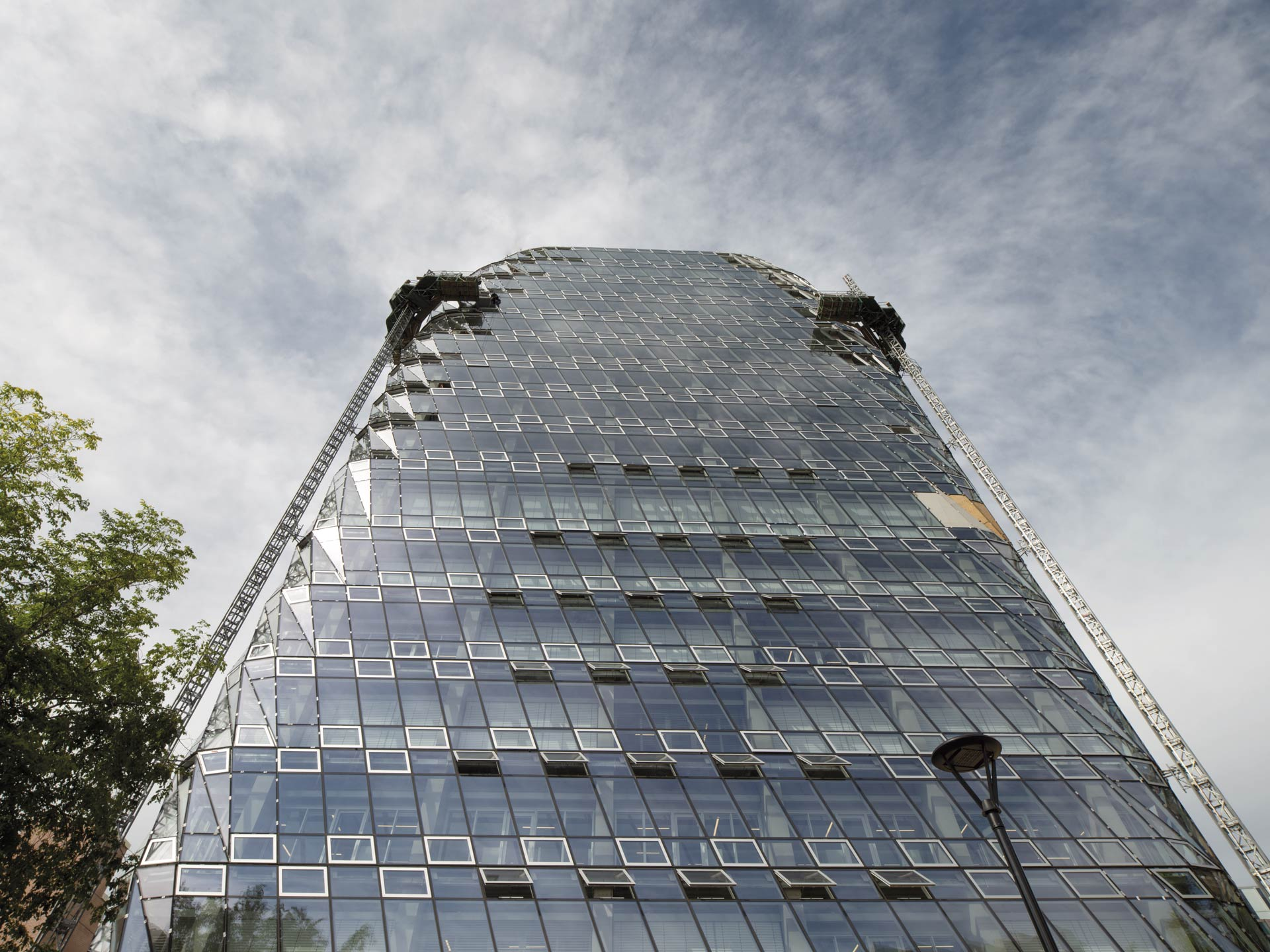 MacKimmie Tower Renovation