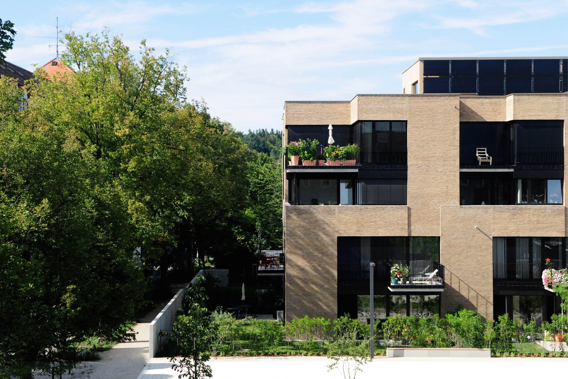 Residential Building Corte Salvati