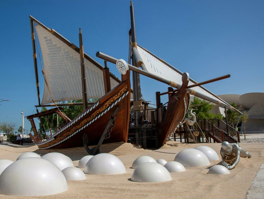 National Museum Playgrounds