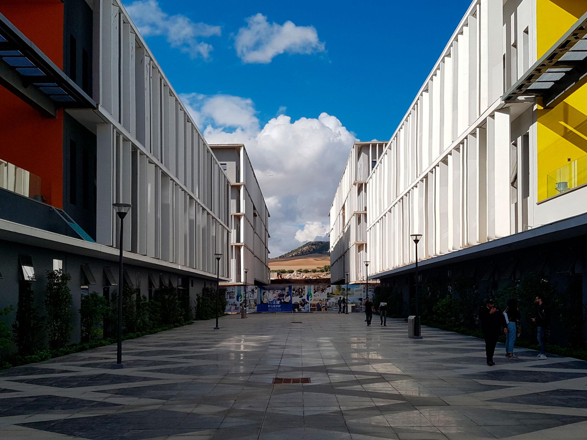 Fès Université Méditerranée