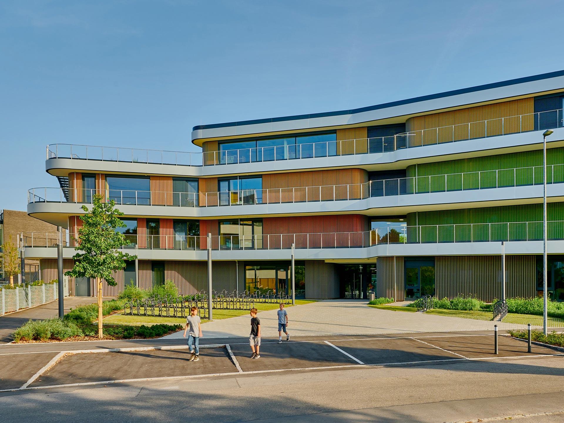 School Campus Bernhausen