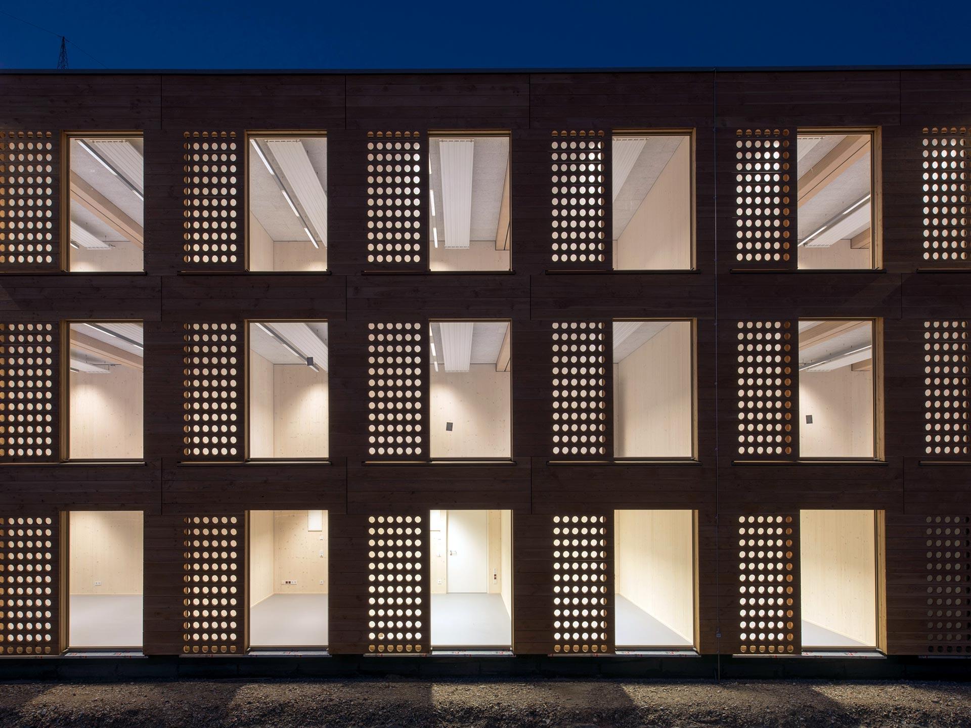 Modular School Building Gesamtschule Riedberg