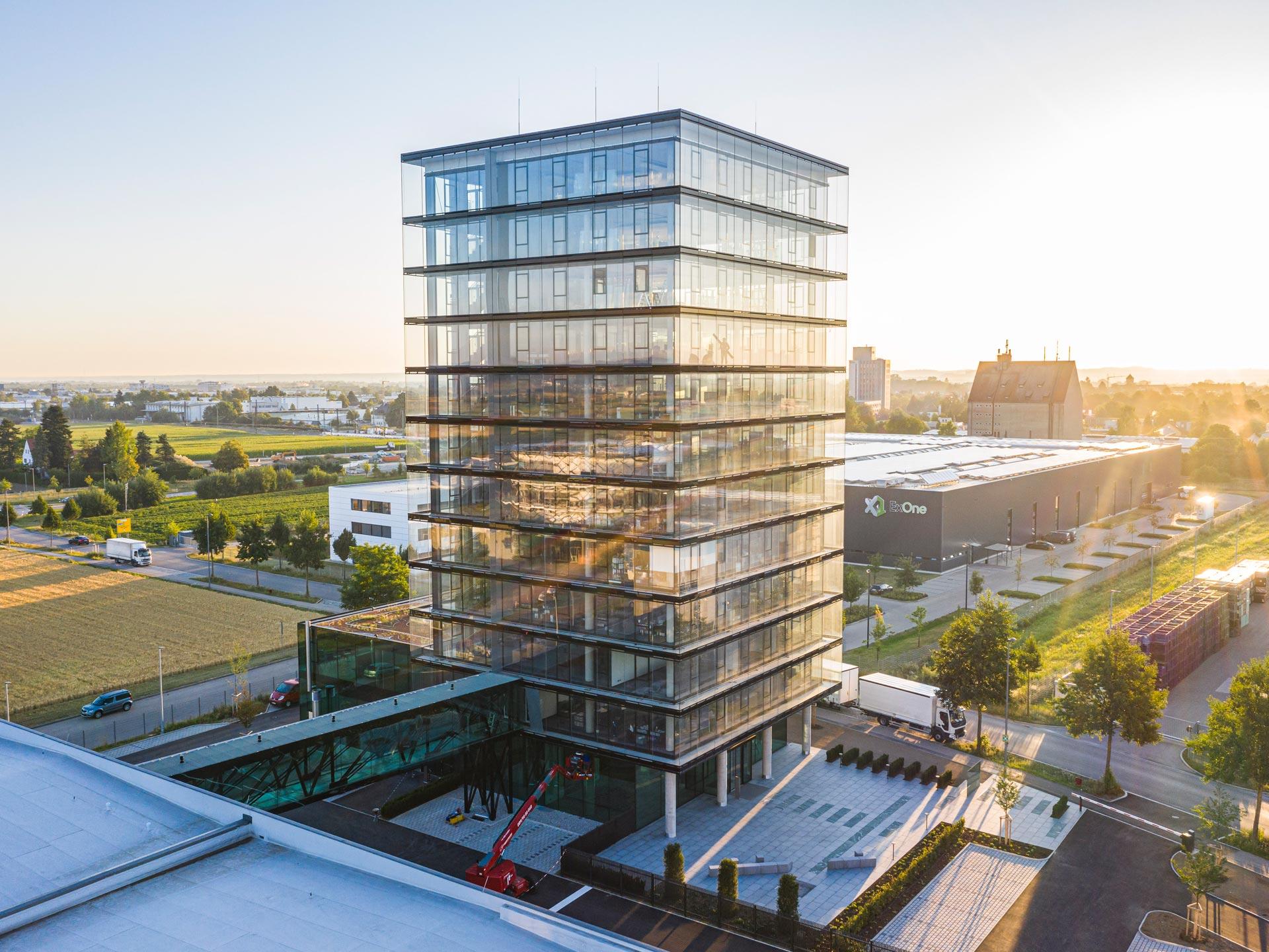 Roschmann Office & Production Buildings