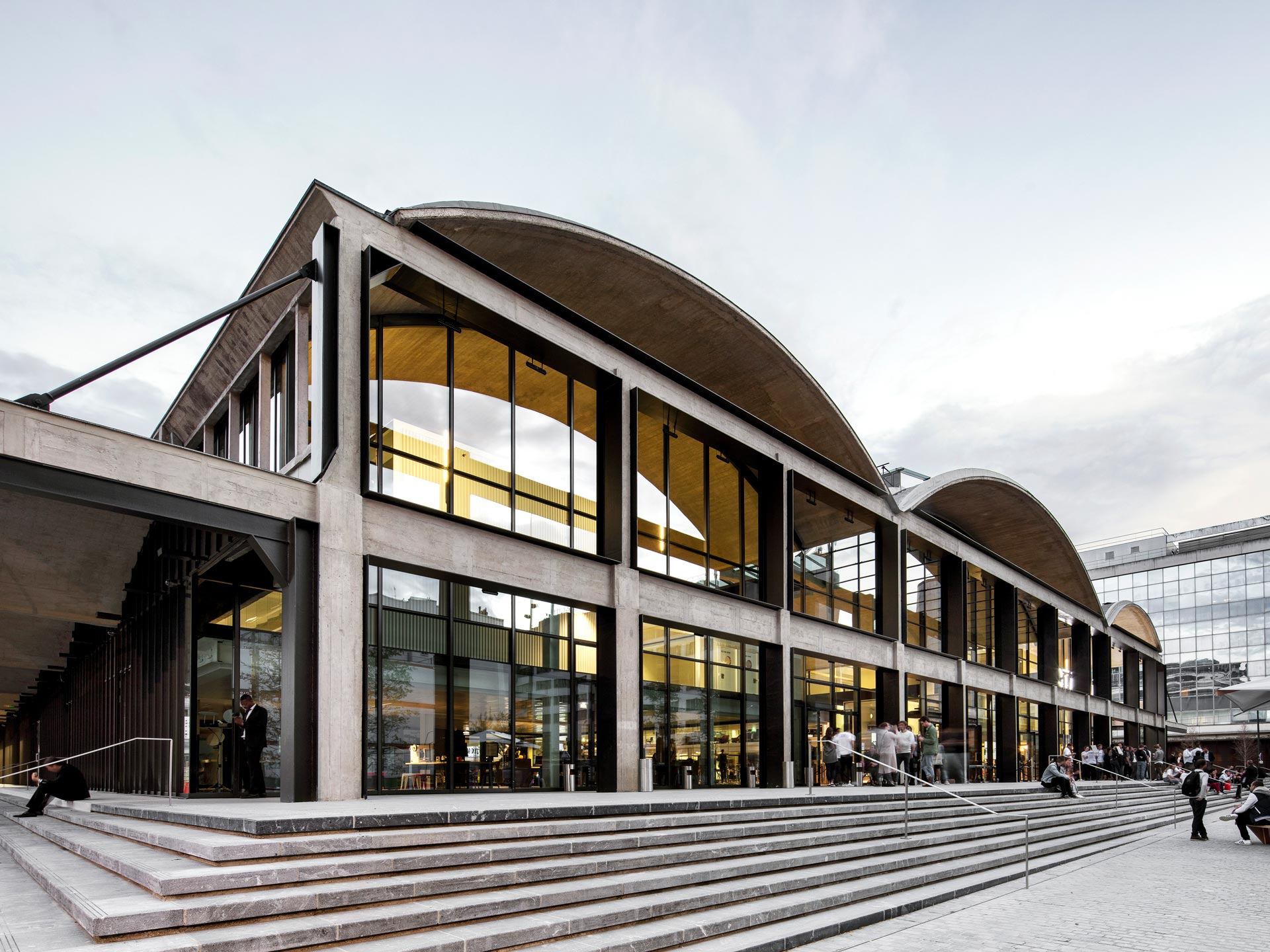 Halle Freyssinet – Station F
