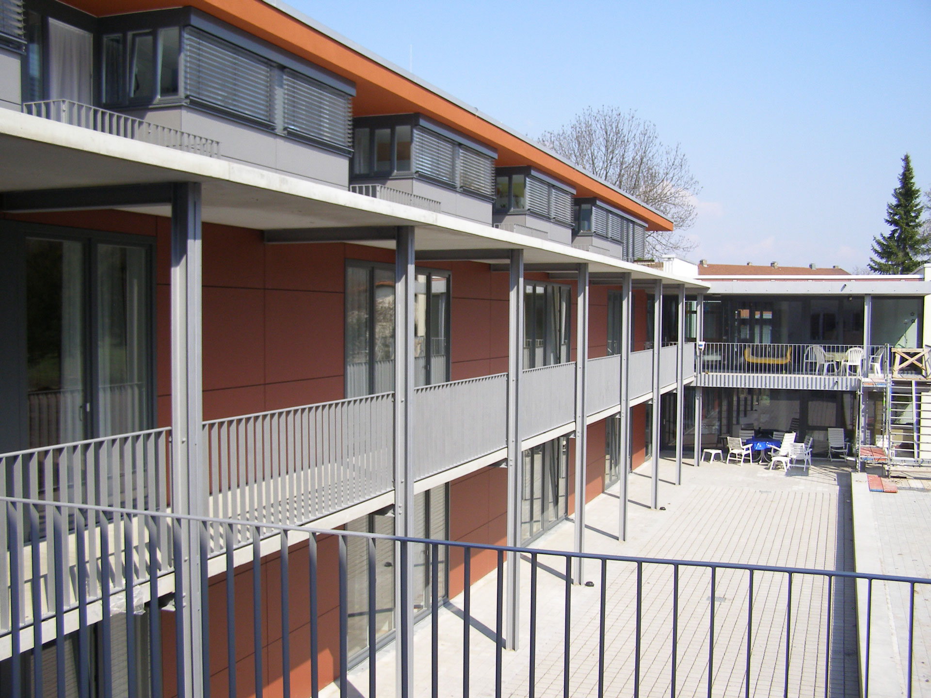 Home for People with Special Needs Solitudestrasse