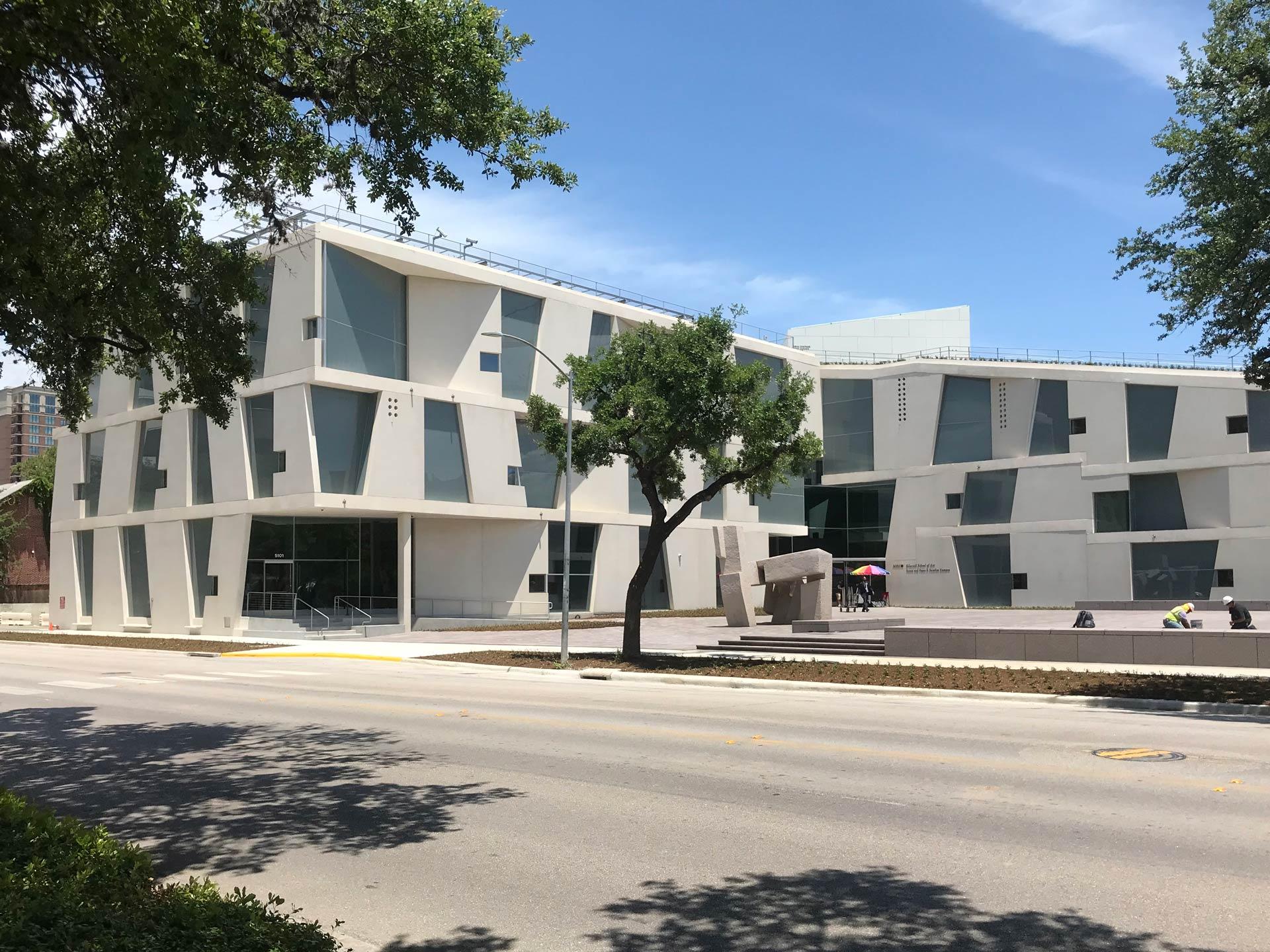 Houston Glassell School of Art MFAH