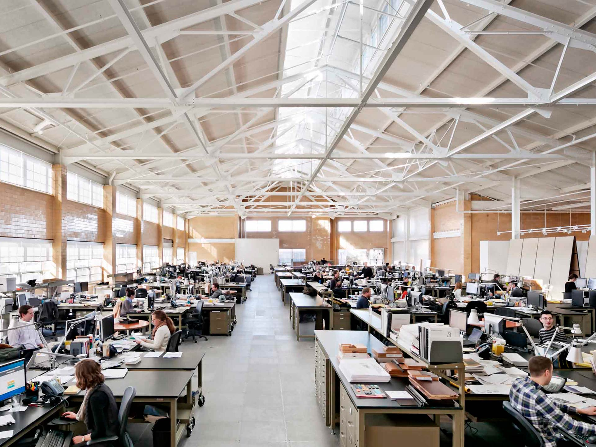 KieranTimberlake Office Controls