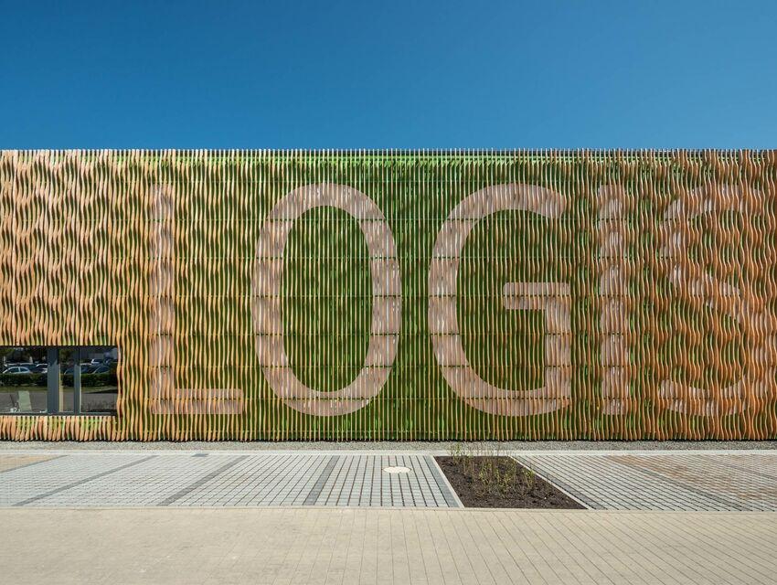 Positif au climat: Elobau Logistikzentrum