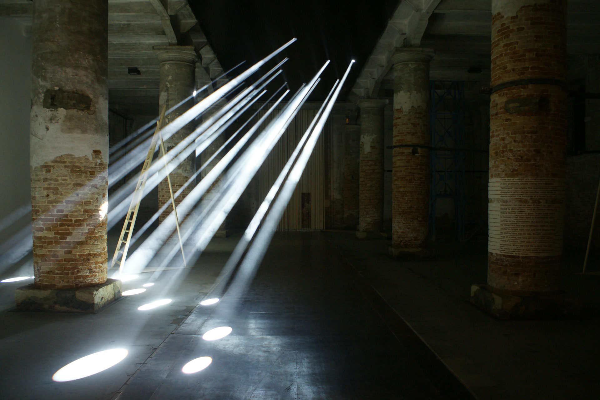 Lightscapes   Local identity – exploring a forgotten resource   Architecture Biennale 2016
