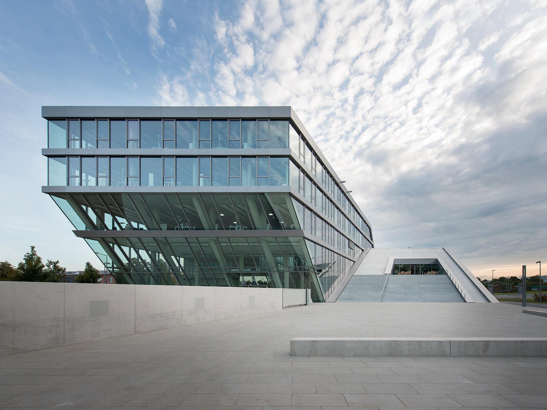 Hahn & Kolb Logistikzentrum