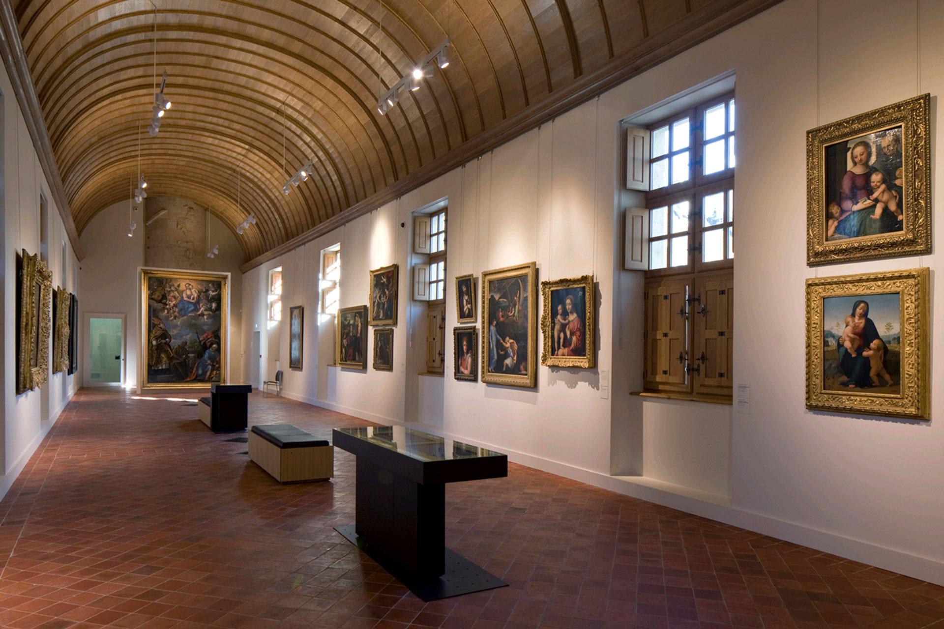 Musée des Beaux-Arts Renovation