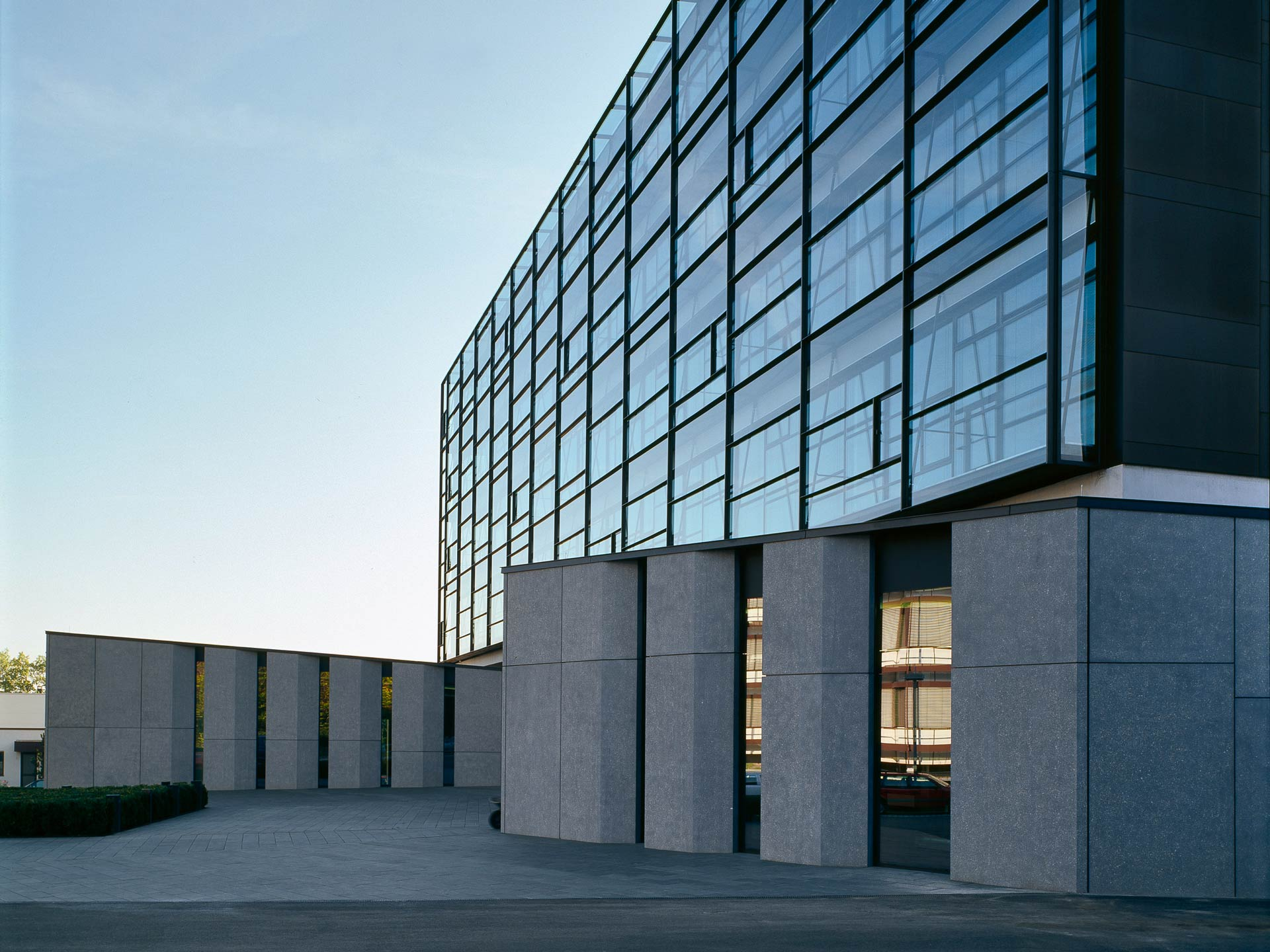 Administration and Customer Center Trumpf