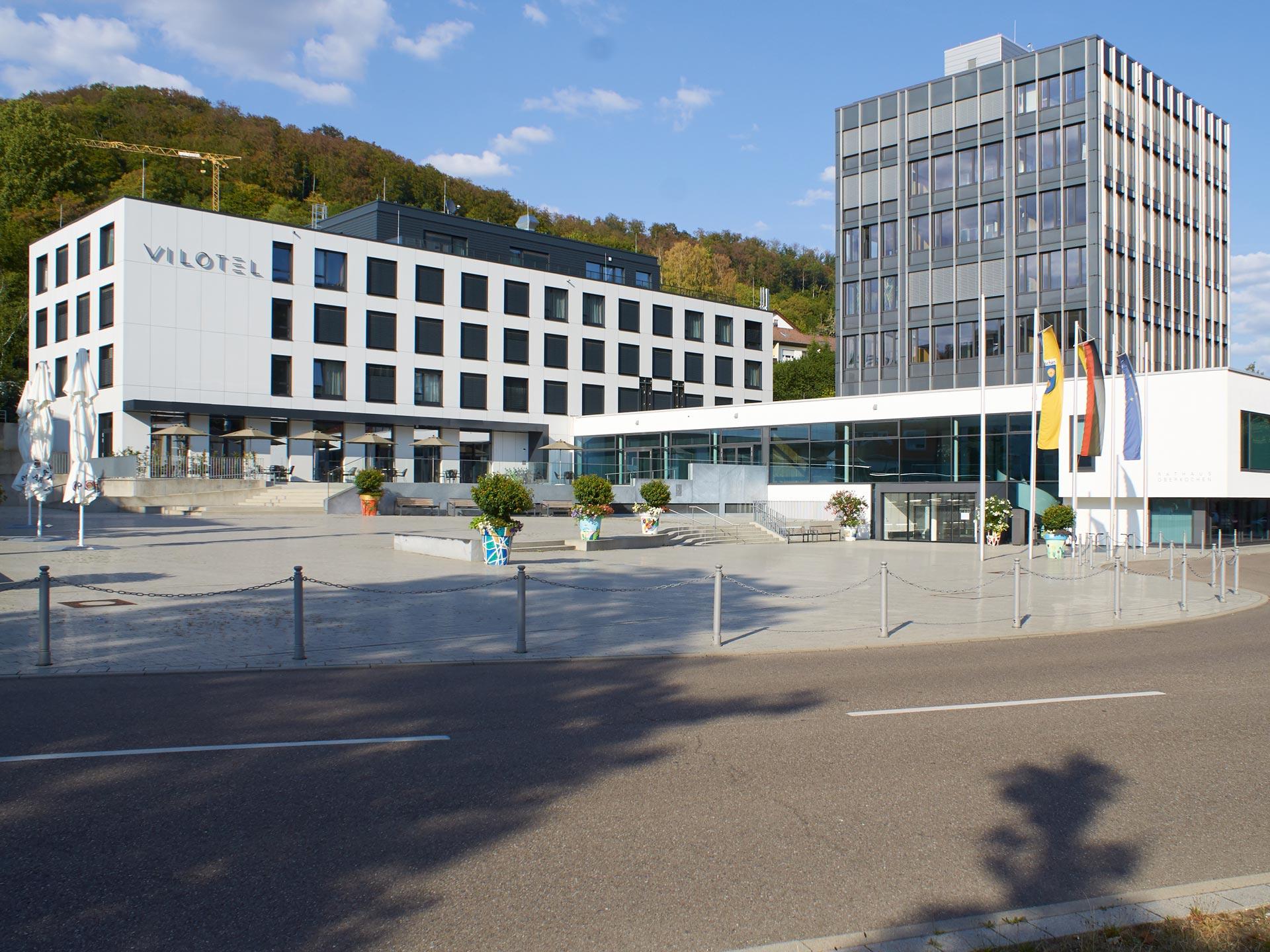 Vilotel Hotel am Rathaus