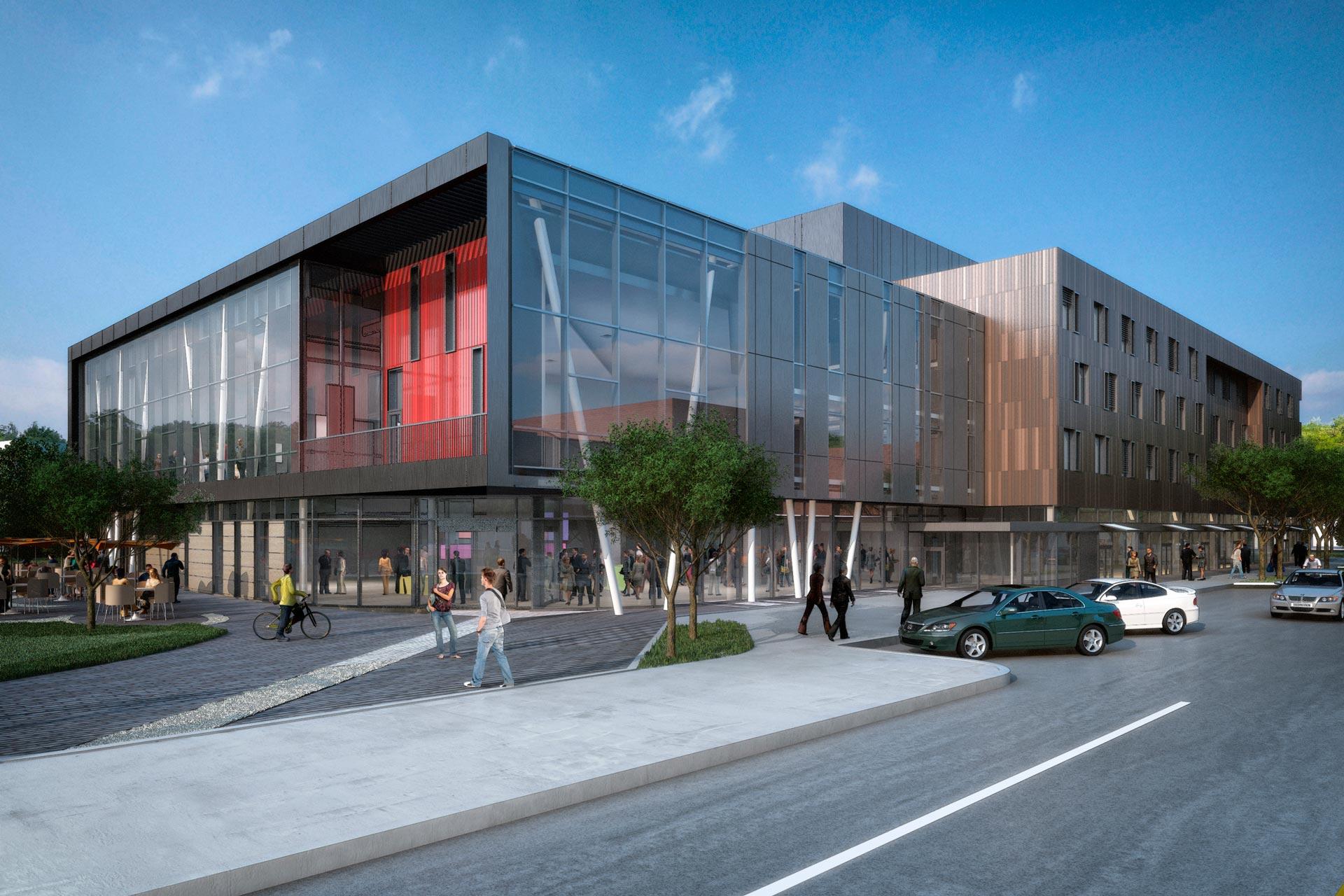 Peter B. Lewis Gateway Center