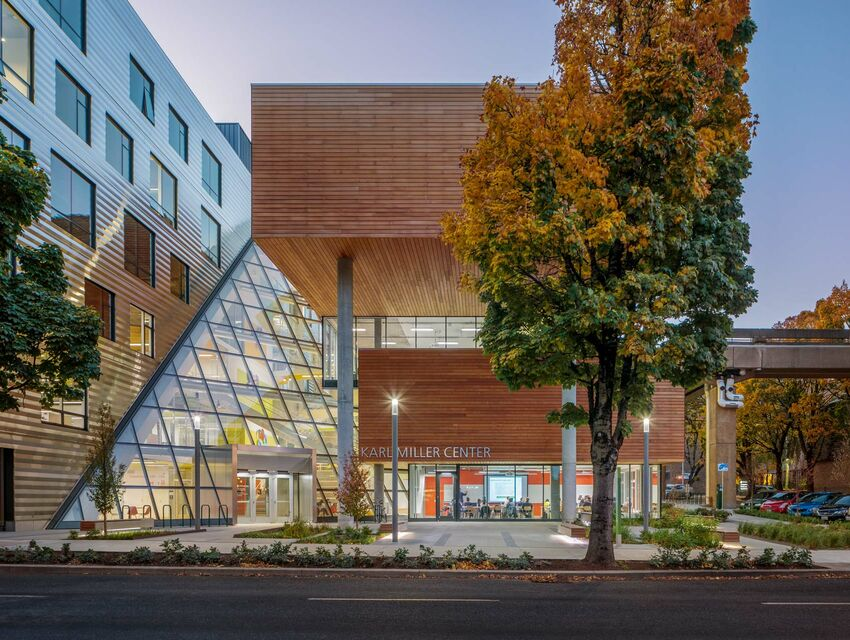 Karl Miller Center State University