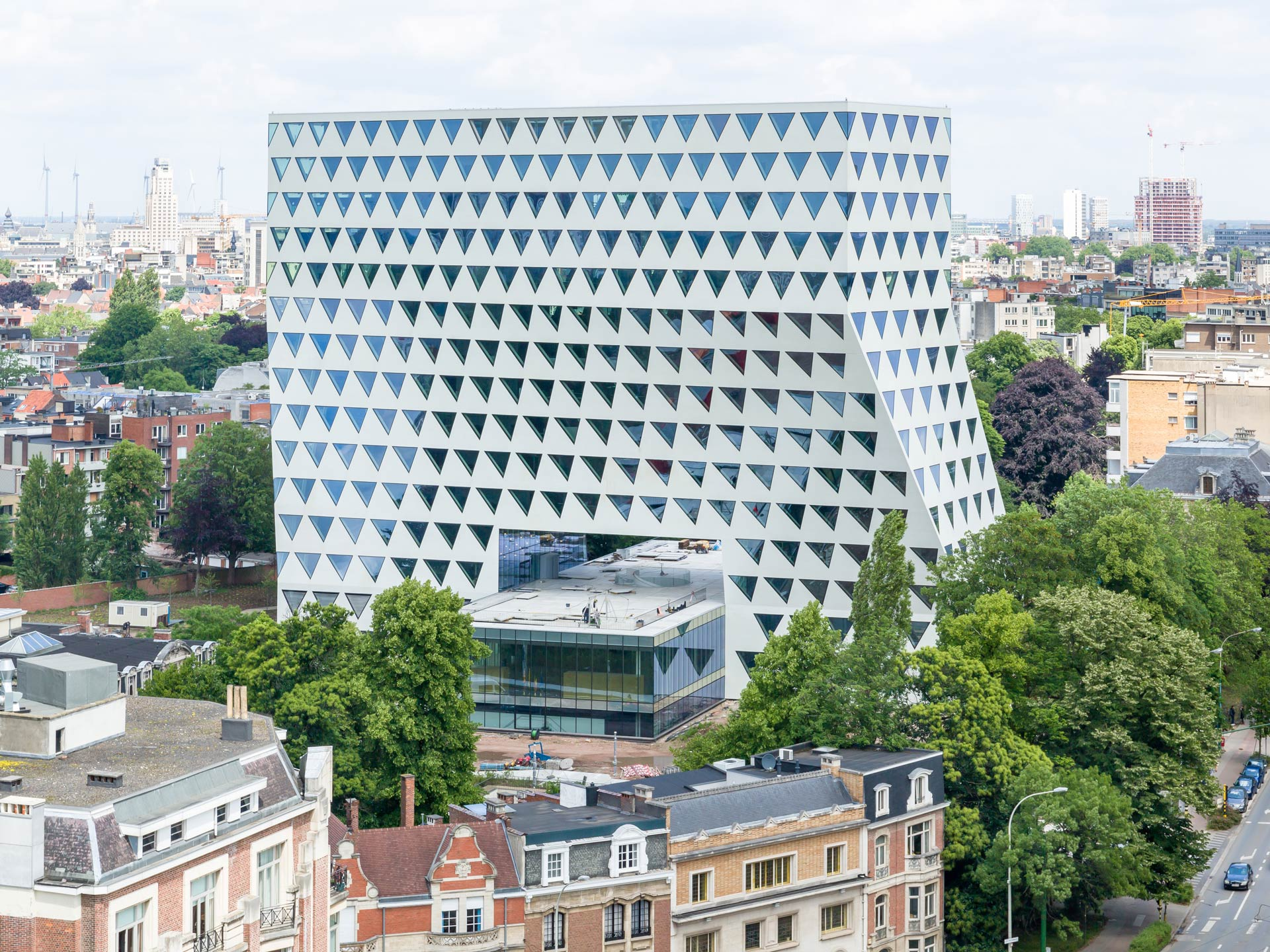 Provincial Headquarters
