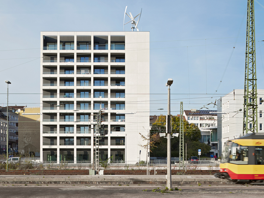Refurbishment High-rise Residential Building Gueterstrasse 30