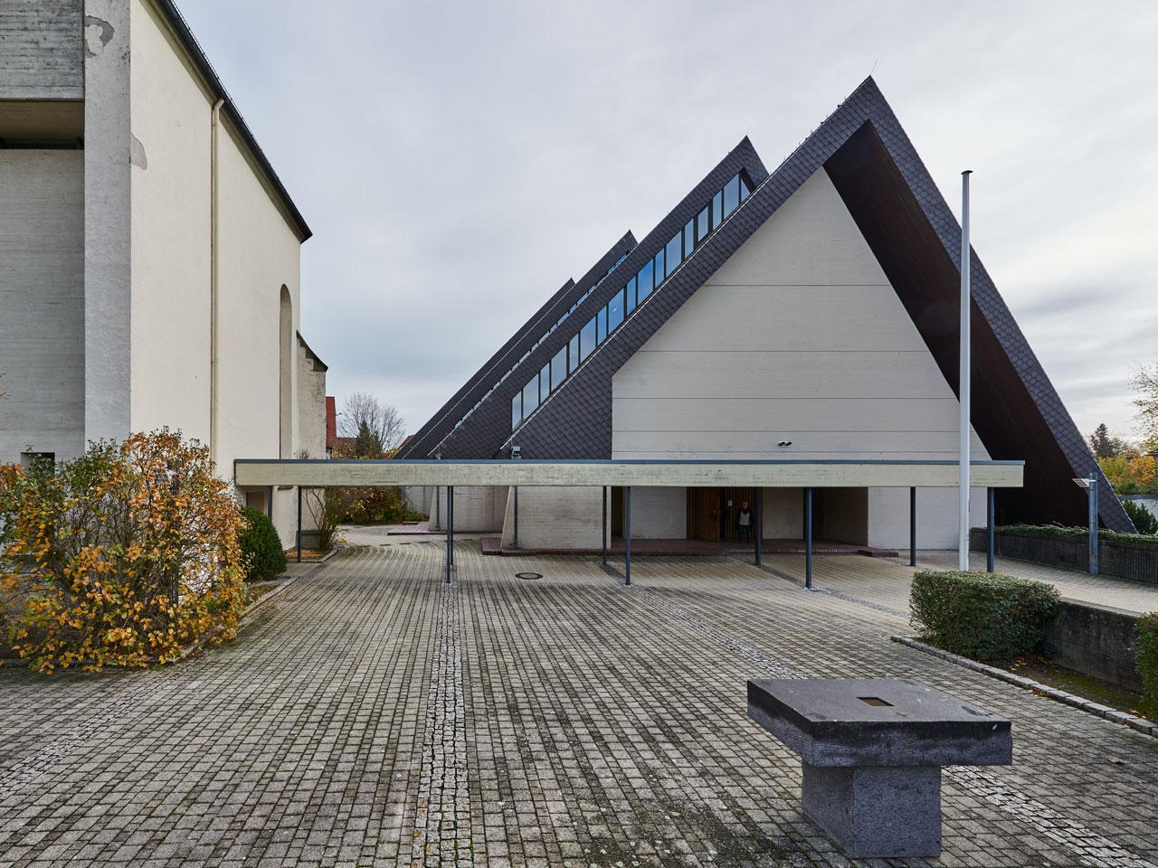 Renovierung Heilig Geist Kirche Ergenzingen