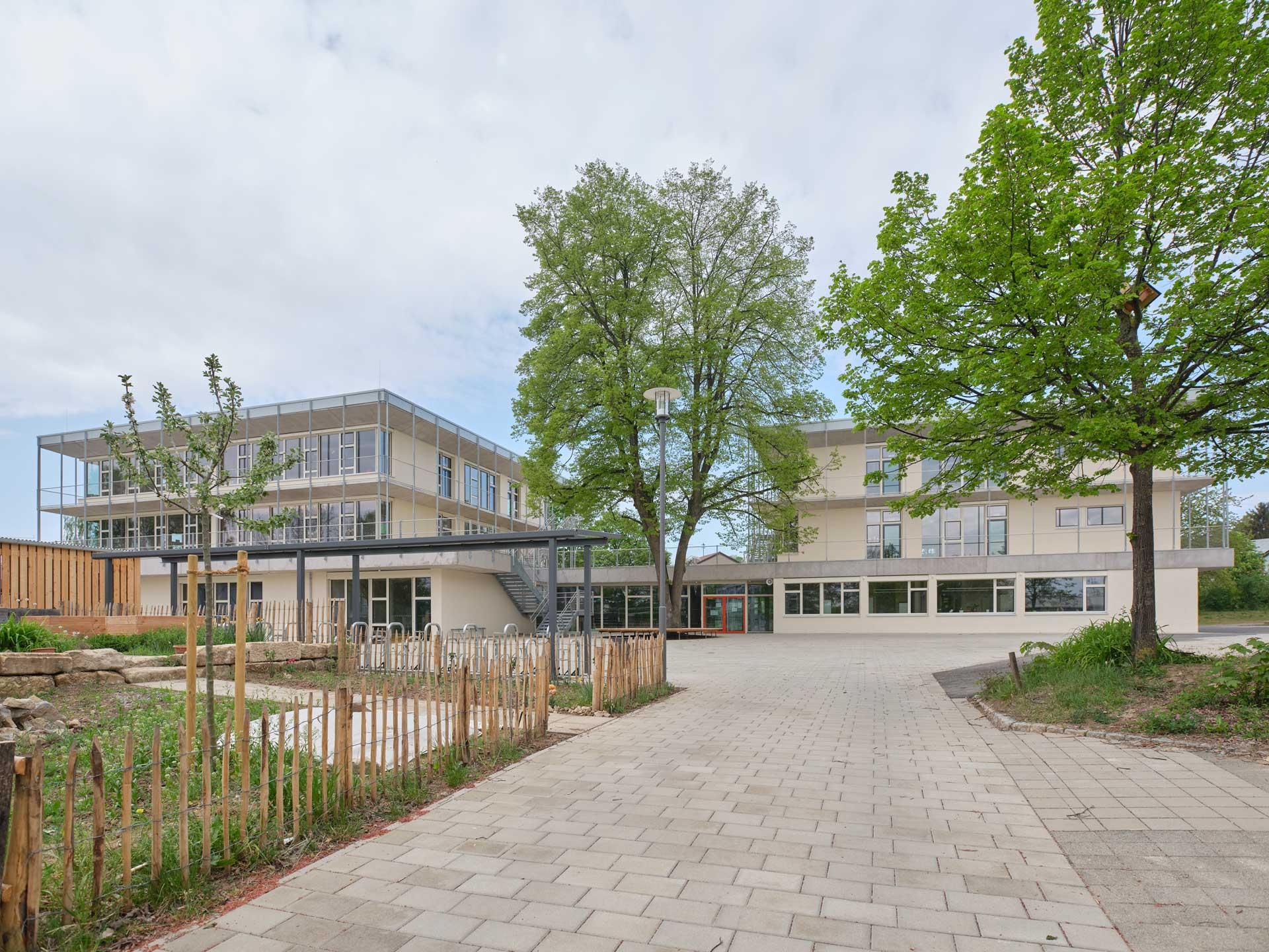 Primary School Hohenberg