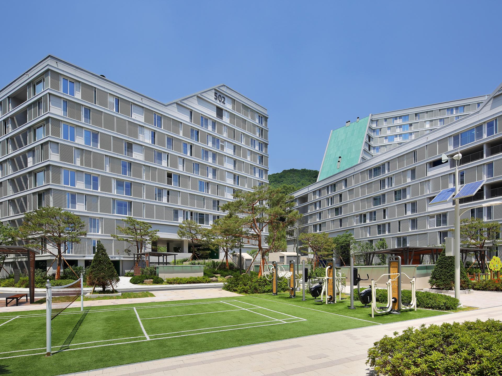 Masterplan Gangnam District