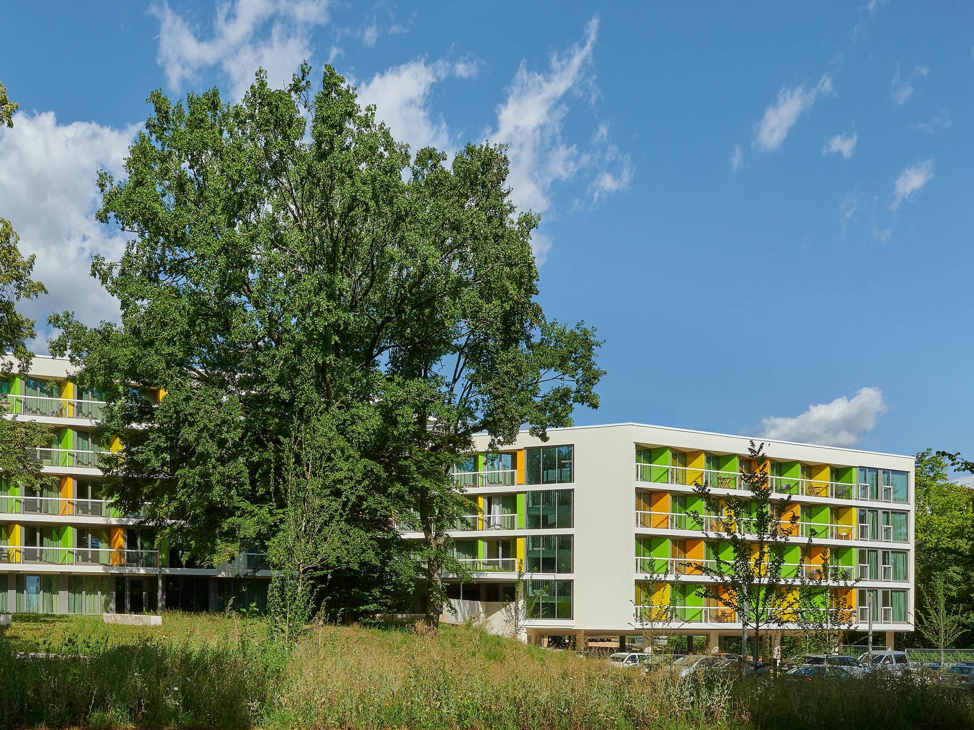 Student Housing Regensburg