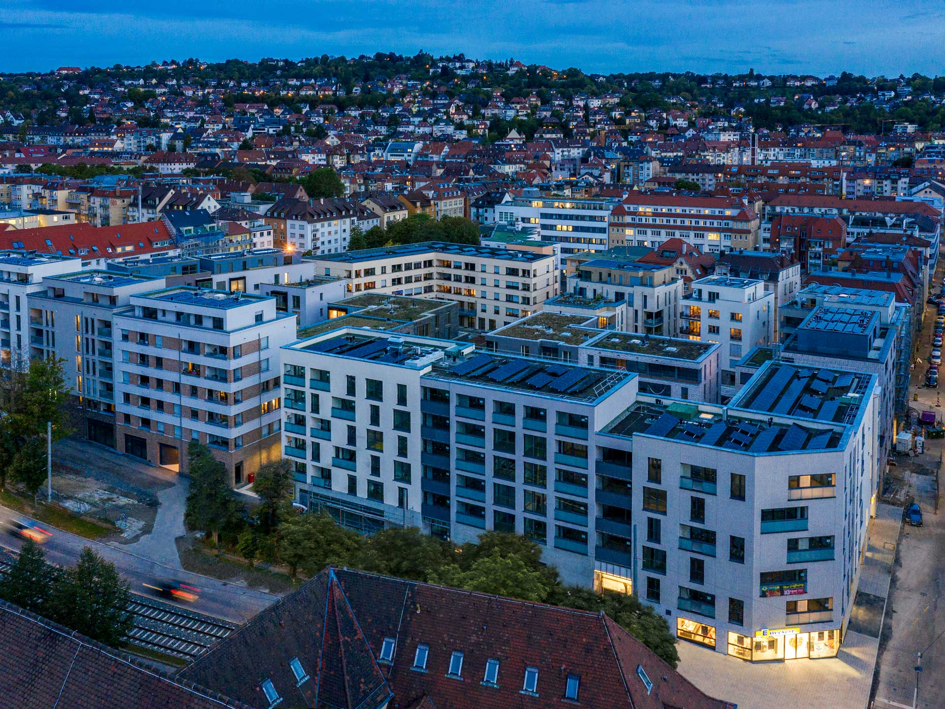 Stuttgart Olga Areal Energy Masterplan