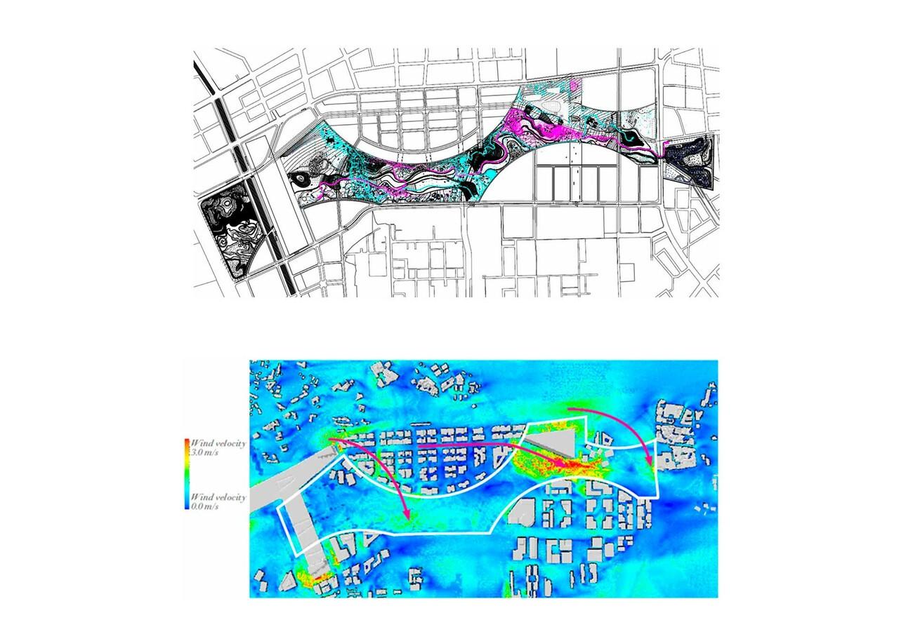 Central Park Masterplan