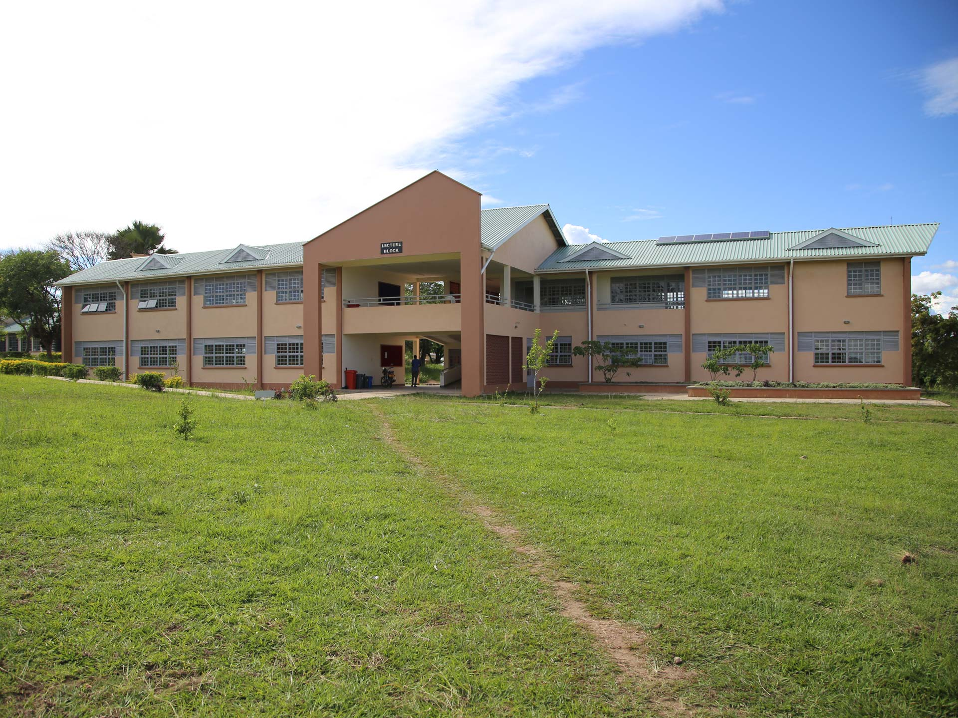 Three Colleges in Uganda