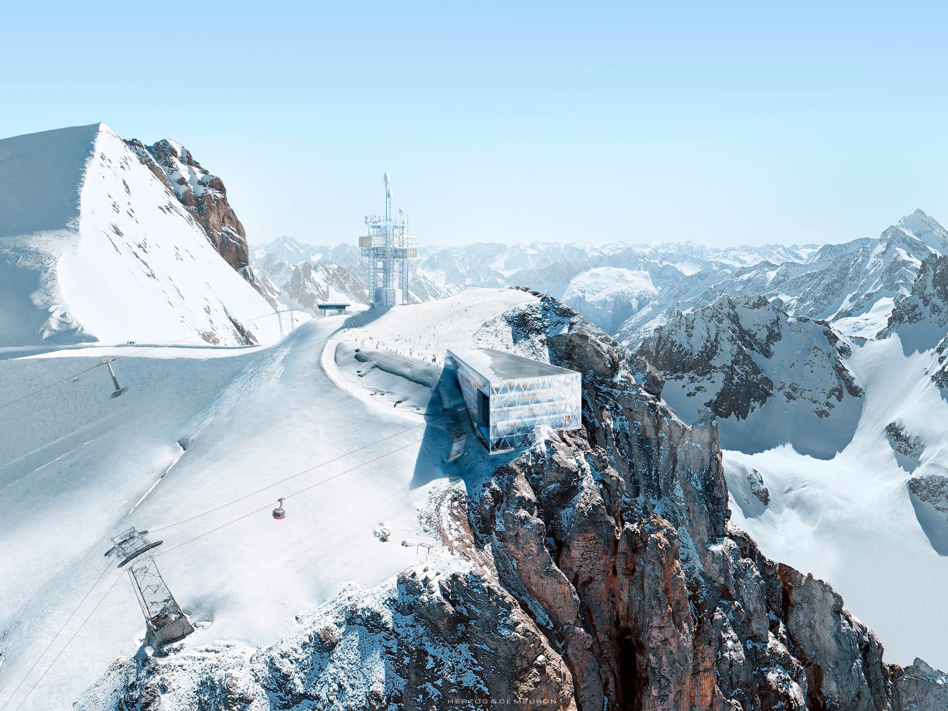 Titlis Mountain Station