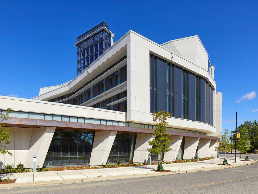 McEwen Graduate Studies and Research Building