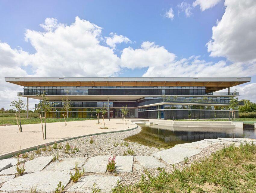 Promega Centre administratif et logistique