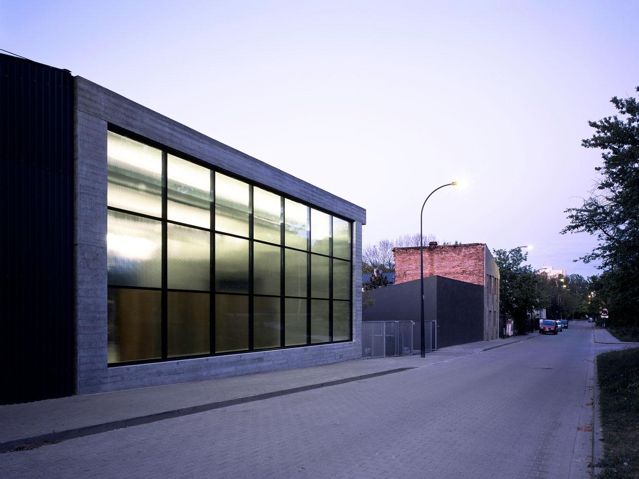 Atelier Monika Sosnowska