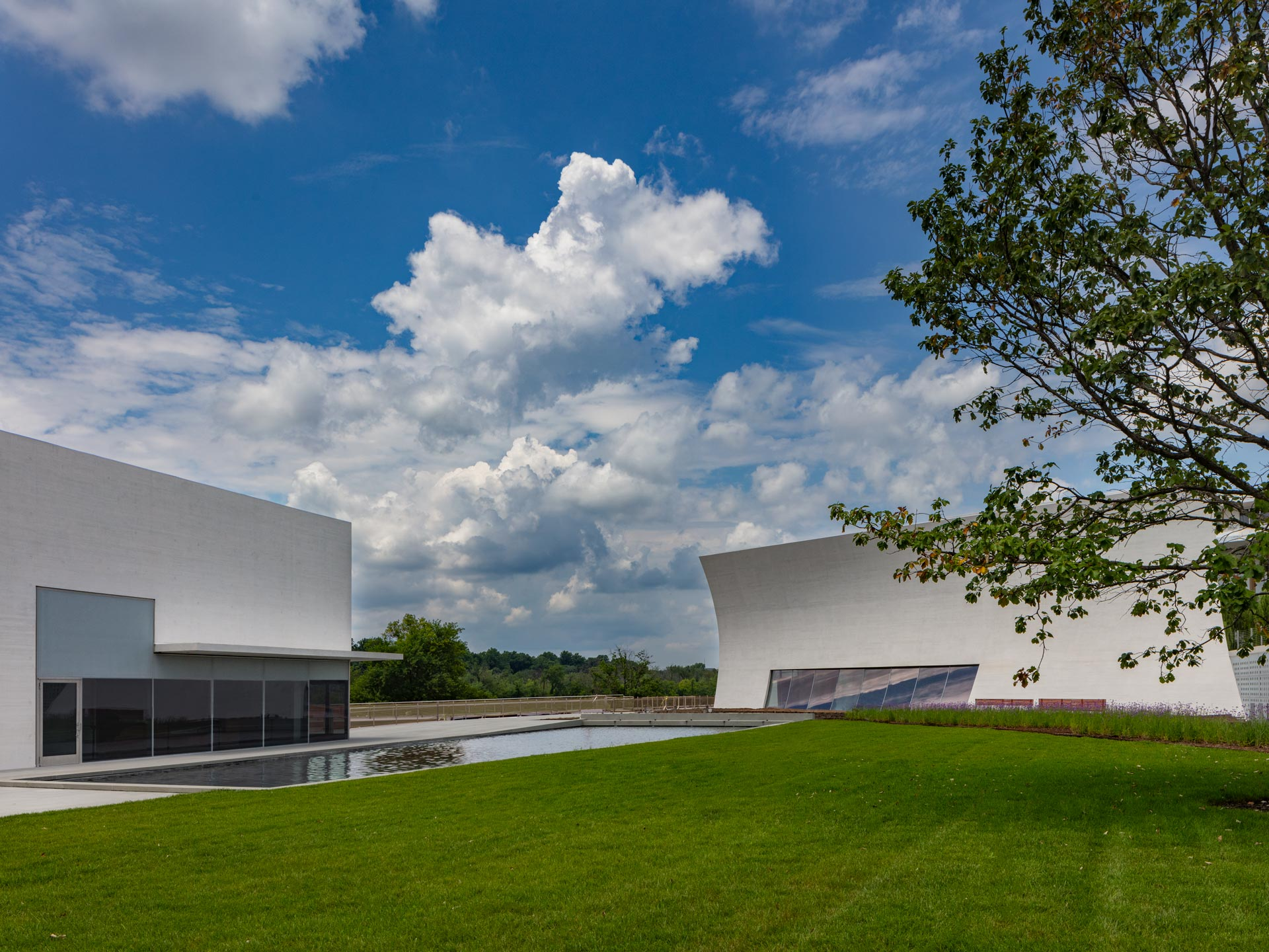 The REACH –  John F. Kennedy Center for Performing Arts