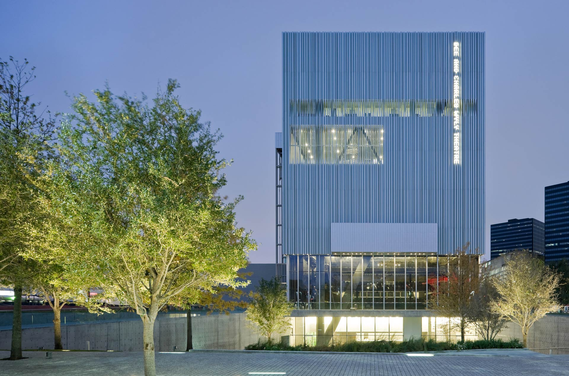 Dee and Charles Wyly Theater