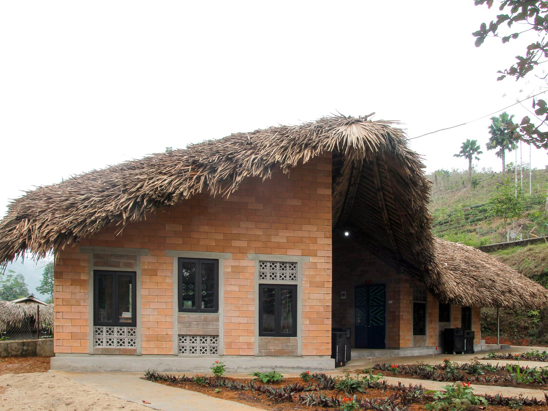 School Building for Two Classes